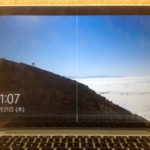 東京都のパソコン修理 MacbookPro液晶修理をいたしました。