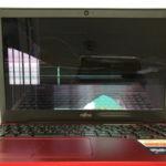 佐倉市のパソコン修理 AH53/Xの画面割れ