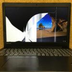 Lenovo ideapad 330のパソコン修理 画面割れ