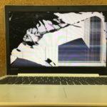 Lenovo ideapad 320 パソコン修理 画面割れ