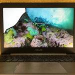 ASUS UX310Uのパソコン修理 液晶画面割れ
