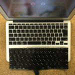 茨城県よりMacBook Airの当日修理をいたしました!