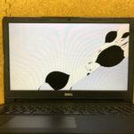 我孫子市 DELL 画面割れのパソコン修理 持ち込み