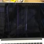 名古屋からMacBook Pro Mid 2015の画面割れ パソコン修理