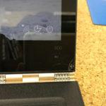 Yoga 900 タッチパネル割れの液晶修理