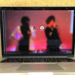 佐倉市からMacBook Proの修理依頼!