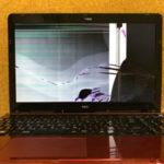 鹿屋市からのパソコン修理 NEC PC-LS150NSR