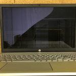 HP Pavilion 15-cu1000の画面割れパソコン修理