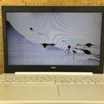 NEC PC-NS600MAWのパソコン修理 画面割れ