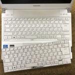 東芝 R732/E25HWのキーボード交換修理 部品持ち込み