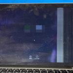 柏市よりMacBook Proの液晶割れで修理依頼
