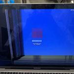 MacBook Pro 13インチ 2016年モデルの画面割れ修理