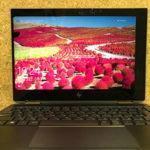HP Spectre x360 13-ap0037TU 画面割れの修理