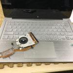 パソコンから異音がする修理 SONY SVF13NA1EN