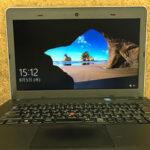 Lenovo ThinkPad E440の画面故障 修理・買取