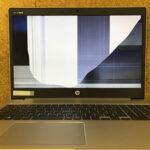 HP Probook 450 G6の液晶割れ 修理・買取
