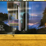 富士通 ESPRIMO WF1/D3の液晶割れ 修理・買取