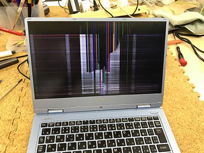 PCNM160KAL2 修理