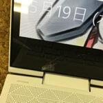 HP x360 13-arの液晶割れ 修理・買取