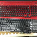 富士通 AH53/Xのキーボード交換 修理・買取