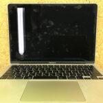 石川県からMacBook Airの修理