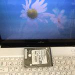パソコンが起動しない場合はハードディスク交換が必要かも?