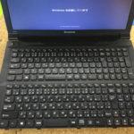 Lenovo B590のキーボード交換を格安に行っております!