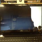 富士通PCの液晶交換を格安に行う事ができます!