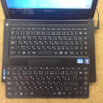 Lenovo ideapad s300 キーボード交換修理