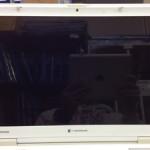 ノートPCのバックライト交換 画面が暗い、映らない