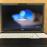 富士通 LIFEBOOK A579/BX 液晶画面割れの修理