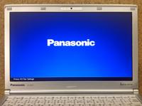 PANASONIC CF-NX1GEADR 液晶パネル交換