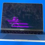 MacBook Pro 2017 13インチA1708の液晶修理