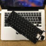 Macbook Pro 13のキーボードが打てない、反応しない場合の修理